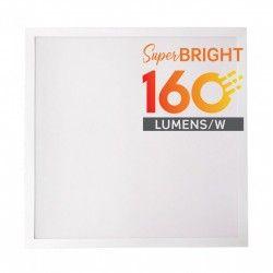 LED Paneler V-Tac 60x60 LED panel - 25W, 4000lm, 160lm/w, indbygget i hvid ramme