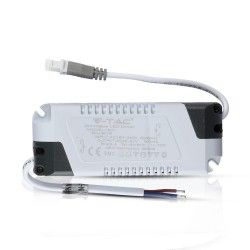 LED Paneler V-Tac 18W dæmpbar driver - Passer til V-Tac 18W indbygningspaneler