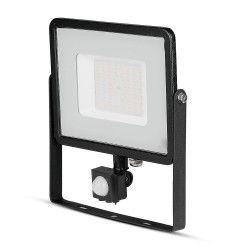 Projektører med sensor V-Tac 50W LED projektør med sensor - SMD, Samsung LED chip